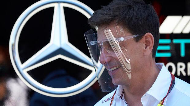 Toto Wolff - Mercedes - Formel 1 - GP Österreich - Spielberg - 5. Juli 2020