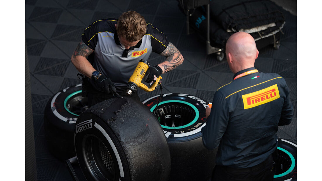 Toto Wolff - Mercedes - Formel 1 - GP Spanien - Barcelona - 10. Mai 2019