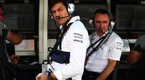 Toto Wolff - Mercedes - Formel 1 - GP Ungarn - 25. Juli 2014