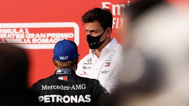 Toto Wolff - Mercedes - GP Emilia Romagna 2020 - Imola