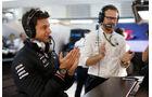 Toto Wolff - Mercedes - GP Russland 2018 - Sotschi - Qualifying