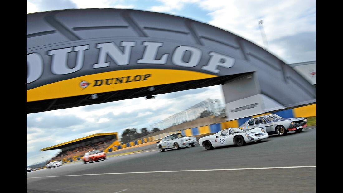 Tour Auto, Porsche 910, Ford Capri RS, Porsche Carrera RS 3.0
