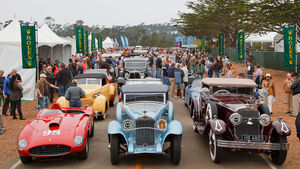 Tour d'Elegance Pebble Beach, 2014