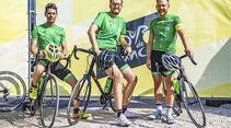 Tour de France Fahrer