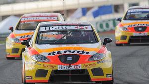 Tourenwagen WM, Curitiba 2009, Seat, Muller