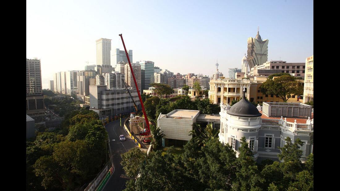 Tourenwagen-WM, Macau, Skyline