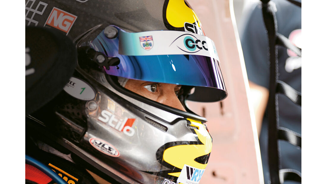 Tourenwagen-WM, Rob Huff