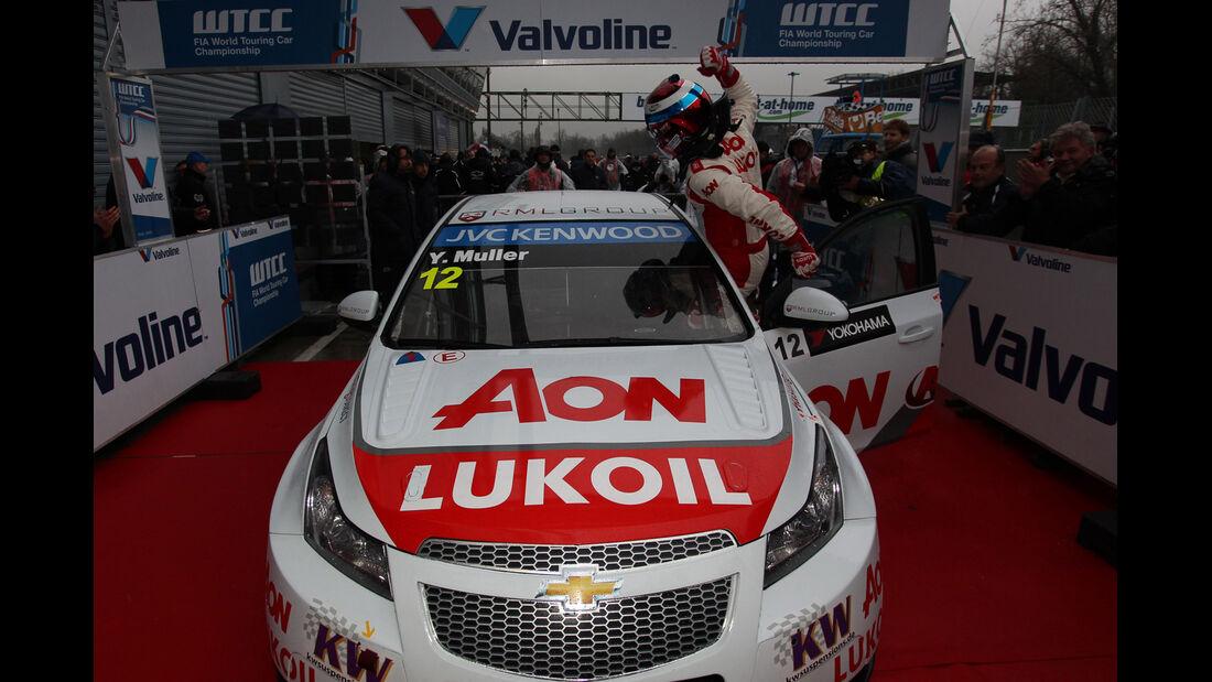 Tourenwagen-WM, Yvan Muller, Chevrolet