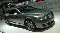 Touring Bentley Continental Flying Star Superleggera