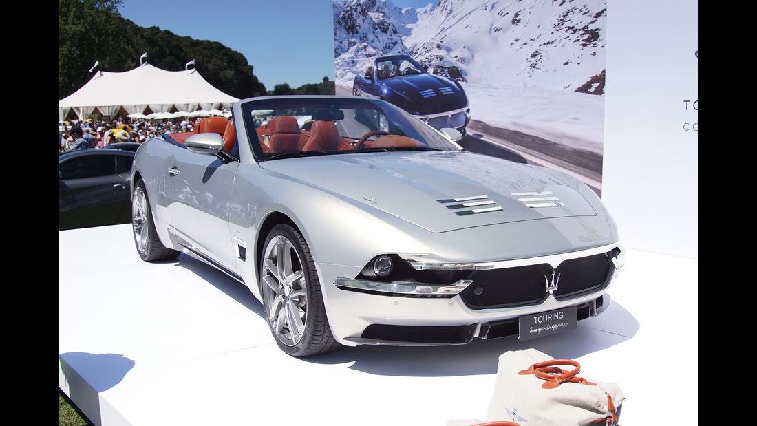 Touring Superleggera Touring Sciàdipersia Cabriolet