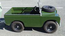 Toylander Land Rover-Spielzeug-Gespann