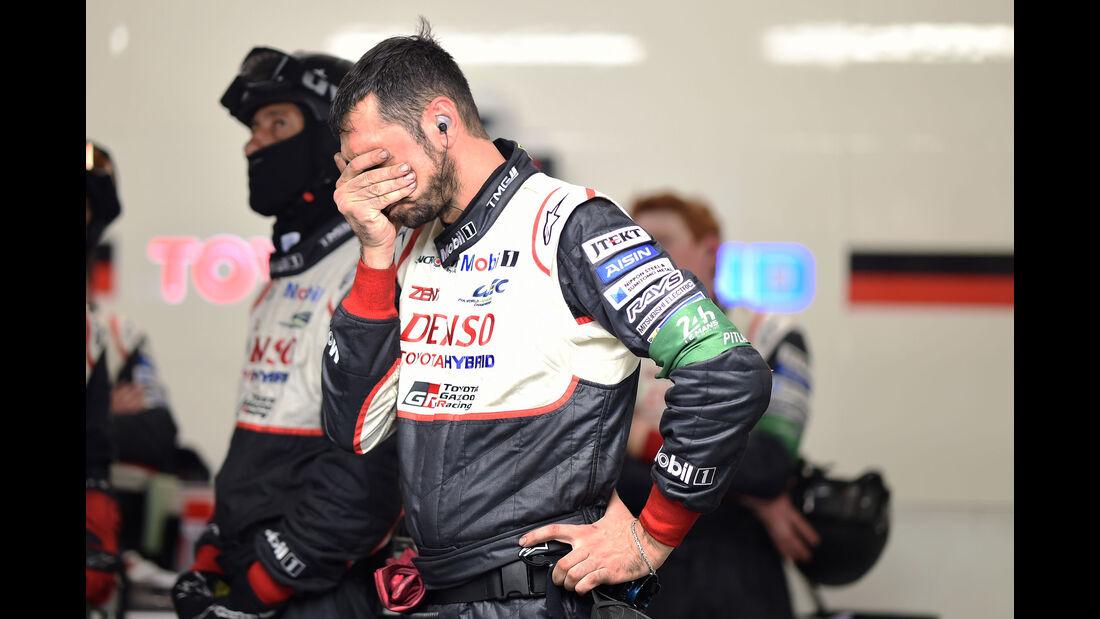 Toyota - 24h-Rennen Le Mans 2017 - Sonntag - 18.6.2017
