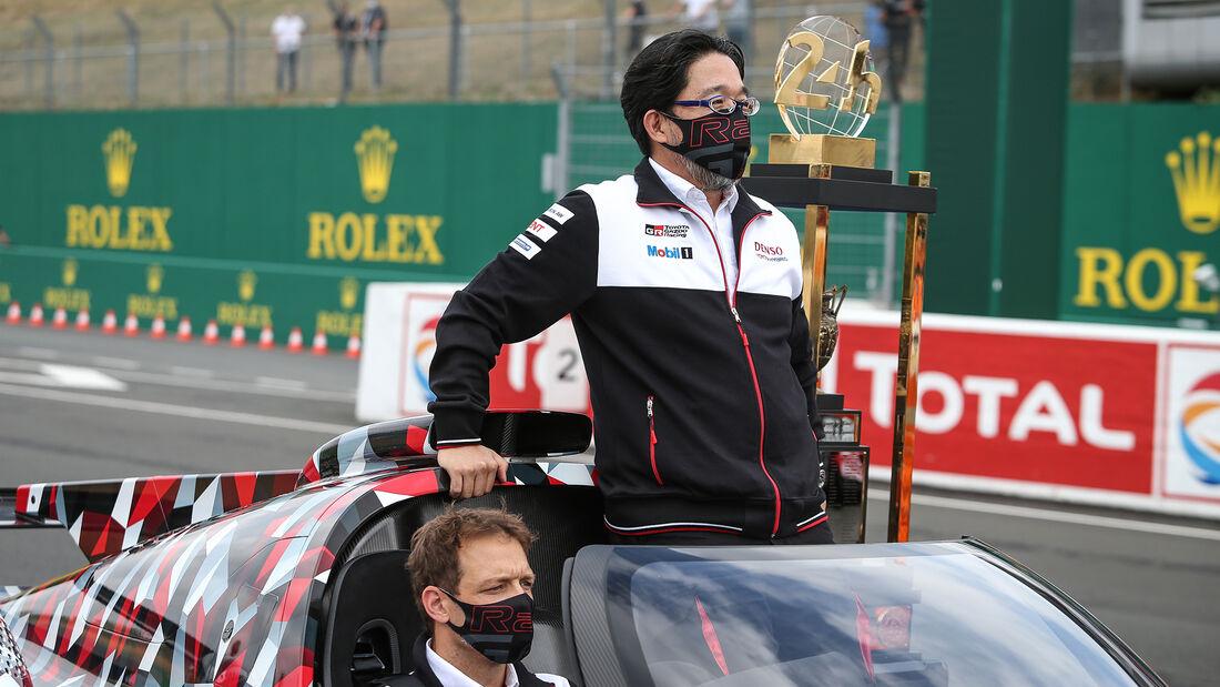 Toyota - 24h-Rennen - Le Mans 2020