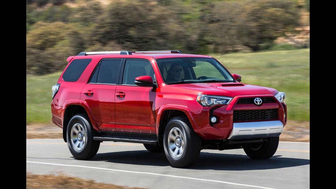 Toyota 4Runner USA 2016