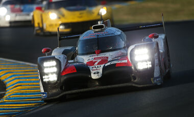 Toyota (#7) - 24h-Rennen Le Mans 2019