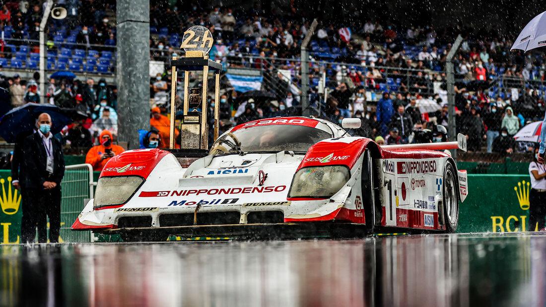 Toyota 94C-V - 24h-Rennen Le Mans 2021
