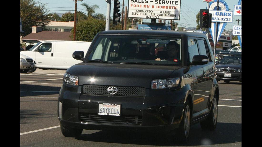 Toyota-Ableger Scion