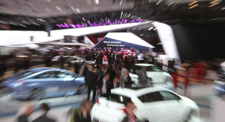 Toyota Atmosphäre