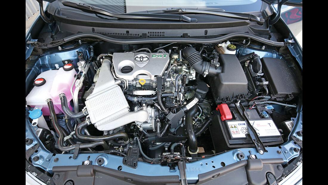 Toyota Auris 1.2T, Motor