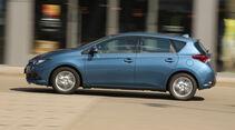 Toyota Auris 1.2T, Seitenansicht
