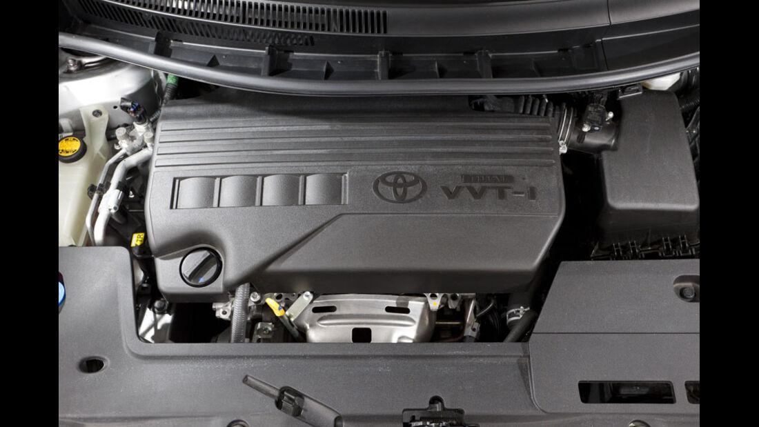 Toyota Auris 1.33 VVT-i, Motor
