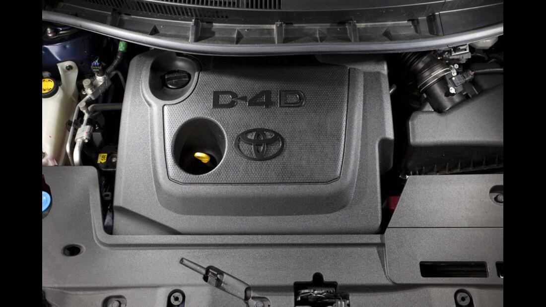 Toyota Auris 1.4 D4-D, Motor