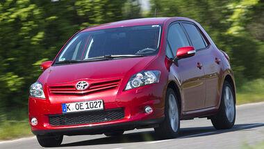 Toyota Auris 1.6 Valvematic