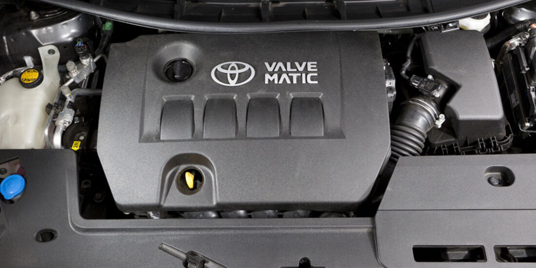 Toyota Auris 1.6 Valvematic, Motor