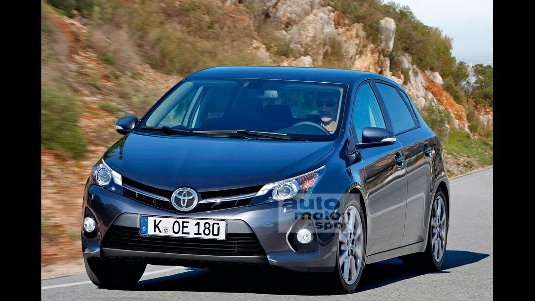 Toyota Auris (Ende 2012)