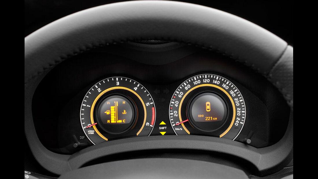 Toyota Auris Facelift