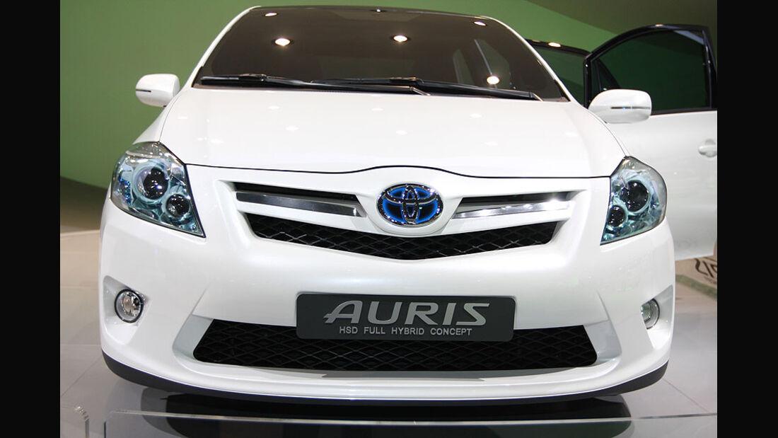 Toyota Auris HSD Hybrid