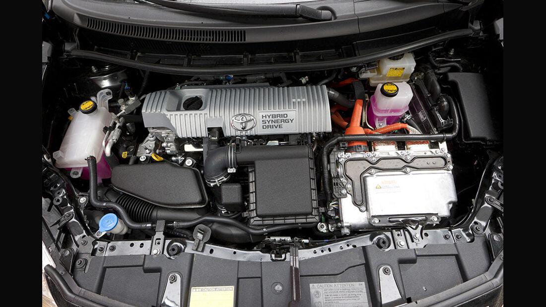 Toyota Auris HSD Motor