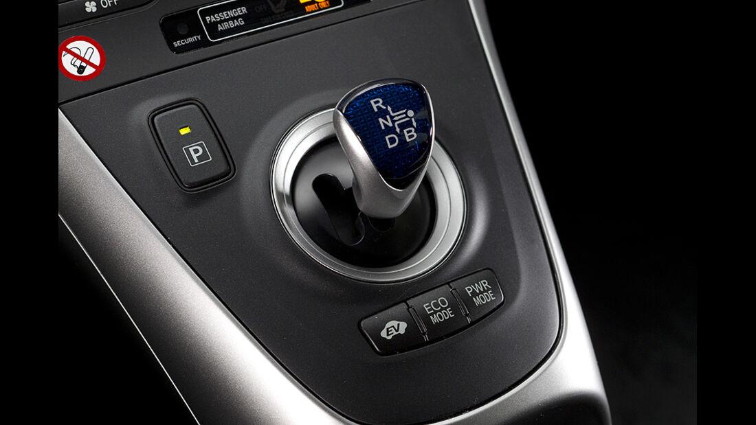 Toyota Auris HSD Schaltknauf