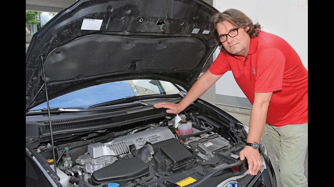 Toyota Auris Hybrid, Heinrich Lingner