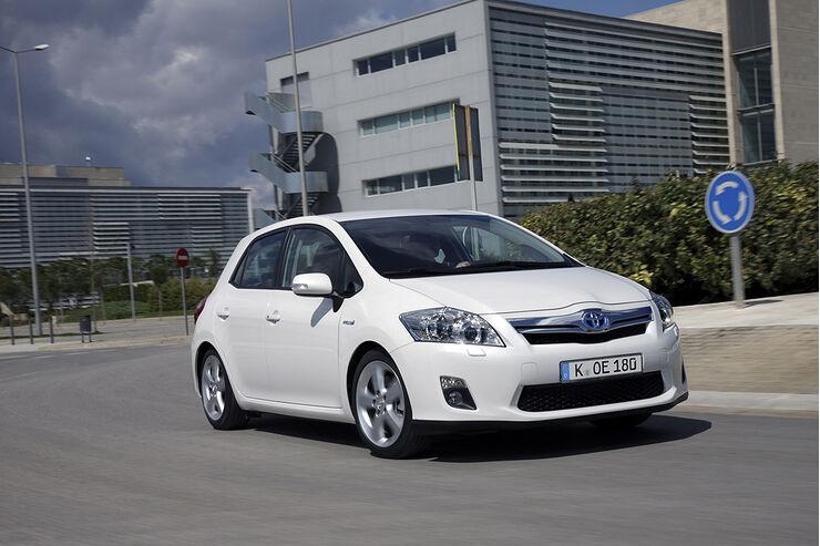 Toyota Auris Hybrid, Hybrid Synergy Drive