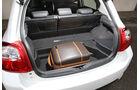 Toyota Auris Hybrid, Kofferraum