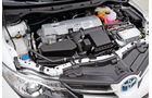 Toyota Auris, Motor