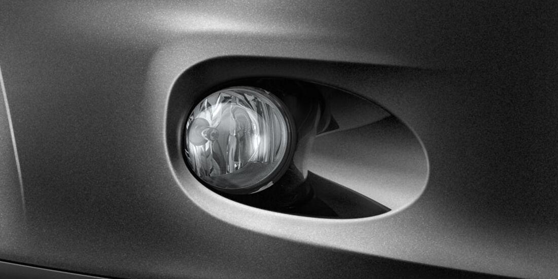 Toyota Auris, Nebelscheinwerfer