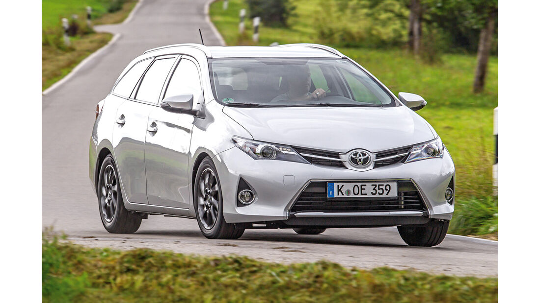 Toyota Auris Touring Sports 2.0 D-4D