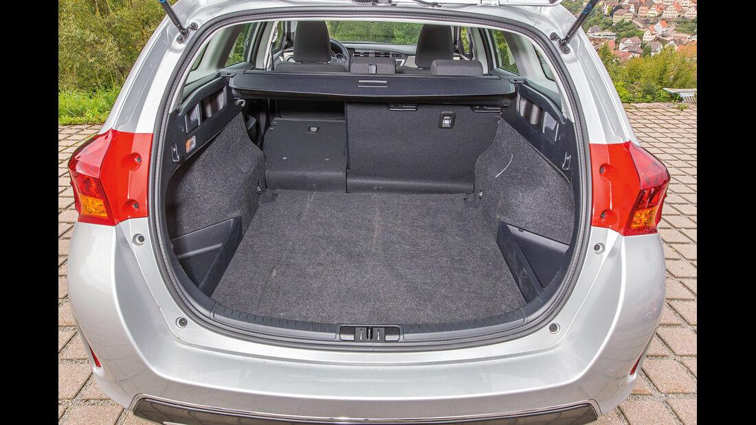 Toyota Auris Touring Sports 2.0 D-4D, Kofferraum