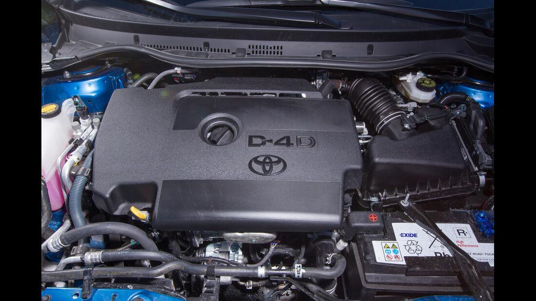 Toyota Auris Touring Sports 2.0 D-4D, Motor