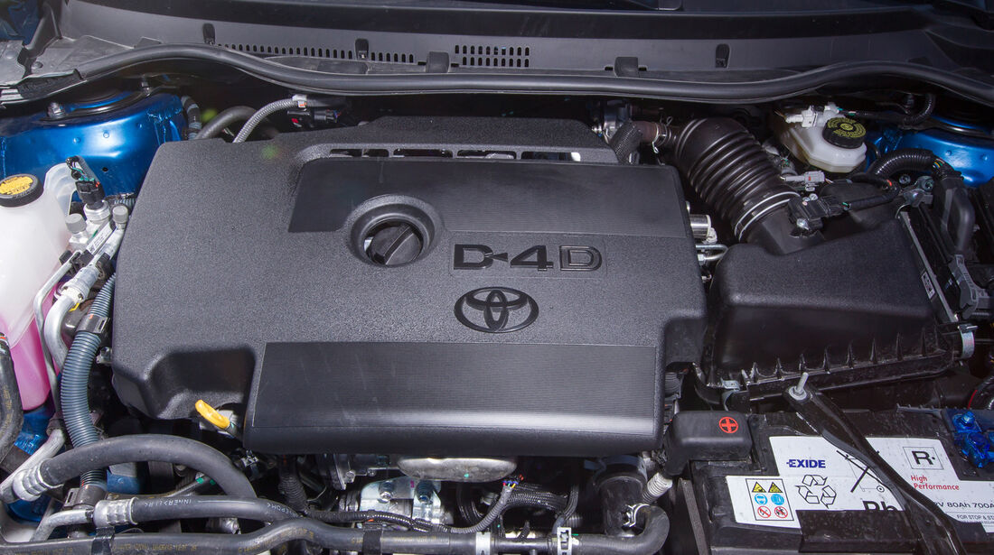 Toyota Auris Touring Sports 2.0 D-4D, Motor