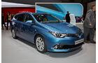 Toyota Auris Touring Sports - Genfer Autosalon 2015