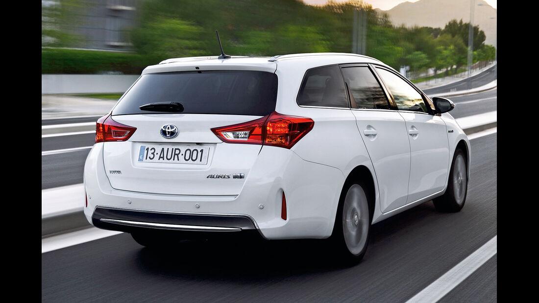 Toyota AurisHeckansicht