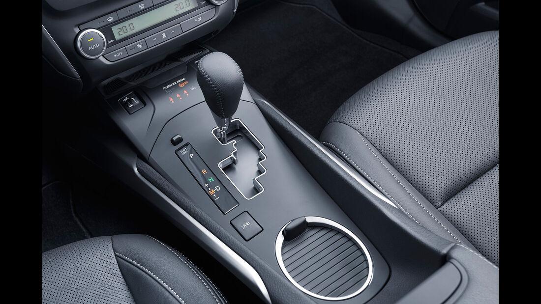 Toyota Avensis 2.0D-4D Touring Sports, Getriebewählhebel