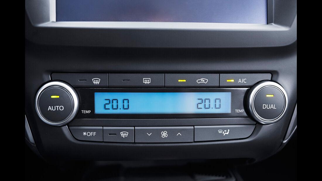 Toyota Avensis 2.0D-4D Touring Sports, Klimaautomatik