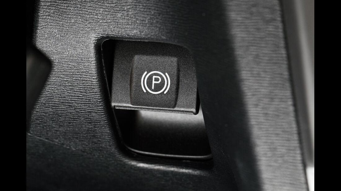 Toyota Avensis Combi D-4D, Feststellbremse