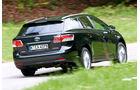 Toyota Avensis Combi, Heckansicht
