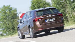 Toyota Avensis Touring Sports, Exterieur