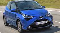 Toyota Aygo, Best Cars 2020, Kategorie A Micro Cars